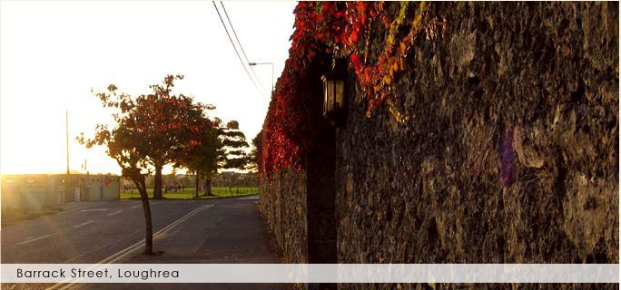 Loughrea Self Guided Historic Town Walk | Activities | Walking